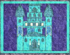 El Castillo de la Realeza de Ice Kingdoom