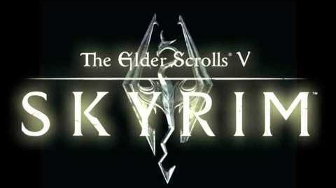 The Elder Scrolls V Skyrim Full Main Theme