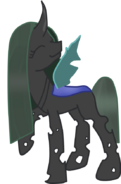 Changeling base by monsterbunnies-d62g2b0
