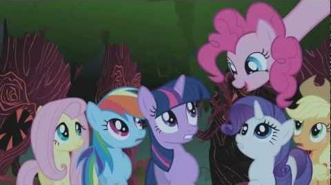 MLP FiM - Giggle at the Ghosties - Ríete del Miedo (Latinamerican version)-1