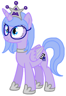 Claudia Sparkle by anonimo572