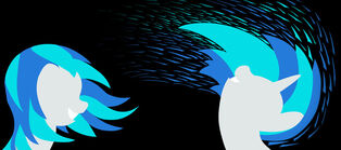 Pon3 dj wallpaper share the music vector by crazygpu-d4owy9r