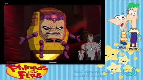 Phineas y Ferb en Español Latino Cap 11 Temporada 4