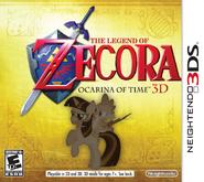 The legend of zecora ocarina of time 3d by nickyv917-d4zgb8b