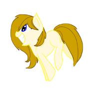 Happy pony lovely