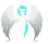 Cotton Heart - Art- angel