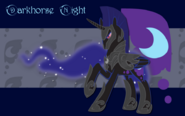Darkhorse knight wp by alicehumansacrifice1-d4py7sl