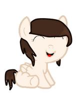Happy baby pony base by cherrelann-d5f38ob