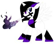 Darkness y su espada