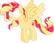 God mode princess sunset shimmer by theshadowstone-d81ns2c