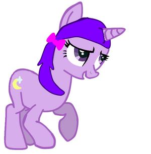Unicorn bow base by kristinmuffin-d5yc8dr (1)