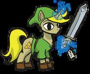 Pony link