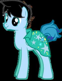 My Pony - Nathaniel Rocket Dash (Teen)