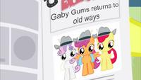 Portada Gabby Gums
