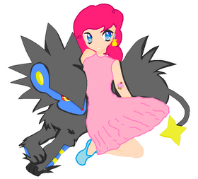 Pinkie y Shinx