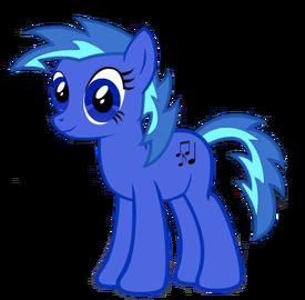 Yo como Pony