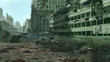 Ciudad en ruinas-0