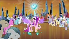 Princess Cadence such glory S3E2