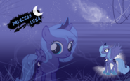 Fim princess luna wallpaper by milesprower024-d3eqgmm