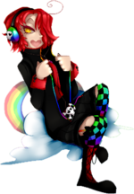 Rainbowz by snovve-d5a5cc3
