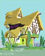 Casa Elena por fuera