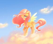 Fluttershy by yanea-d4hyvcl
