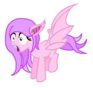 Katherine Light version bat by Anonomo572