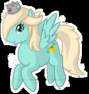 Rosalina pony