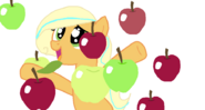 Apple strong