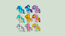 Ponys Adoptables 1
