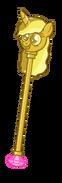 Lovely scepter