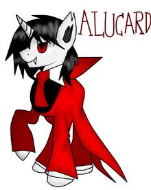 Alucard ponyd