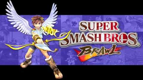 Title (Kid Icarus) - Super Smash Bros
