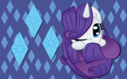 Rarity sphere wp by alicehumansacrifice1-d4nzoiy
