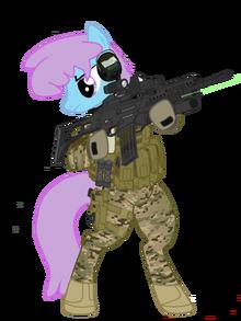 Police platinum militar by Counter UAV