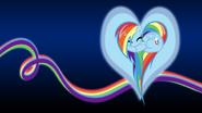 Rainbow dash heart bg by sirpayne-d4f2691