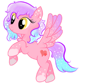 Sparkle love con cutie mark