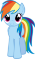 Rainbow dash by timeimpact-d4v7sem