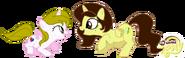 Akira Pony 5 y su prima