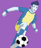 Soarin plays soccer by nativebrony 91-d7dm64c