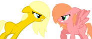 Adoptables15 (blonde girl vs ginger)