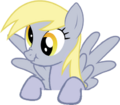 Derpy hooves by darkomegamk2-d48gcne