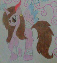 Yo pony
