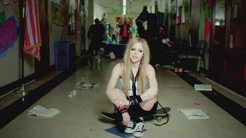 Avril Lavigne - Here's To Never Growing Up-1404594497