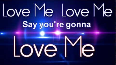Big Time Rush - Love Me Love Me (Lyric Video)