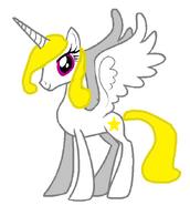 Princess crystal cute
