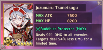Juzumaru Tsunetsugu Exchange Box