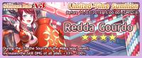 Redda Gourdo Summon Banner