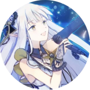 Platina Elf Icon Circle