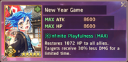 New Year Game Exchange Box